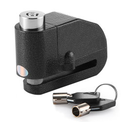 Wireless Remote Control Alarm Lock Electric Bike Motorcycle Code Chain Lock