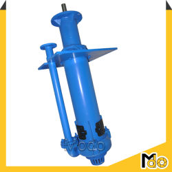 65mm Outlet Centrifugal Lime Vertical Slurry Pump