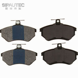 Auto Spare Parts Brake Pad (D290) for Audi Chery JAC Red Flag China