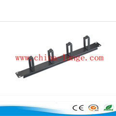 Cable Manager With 4 PCS Metal Ring