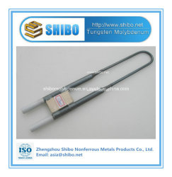 China Leading Factory High Temperature U Type Mosi2 Heating Element for Furnace or Kiln with Wholesale Price
