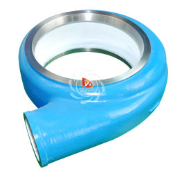 High Quality Spare Parts for Horizontal Centrifugal Mining Slurry Pump