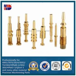 Sports Accessory Copper Precision Lathe Turning Parts