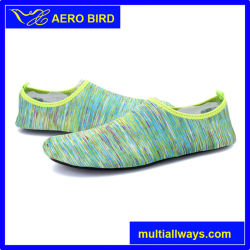 Outdoor Sport Use Aqua Shoes for Man and Woman