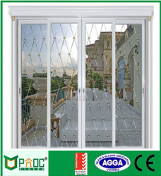 Pnoc080305ls Aluminum Sliding Door with Bulletproof Glass & China Glass Bulletproof Door Glass Bulletproof Door Manufacturers ...