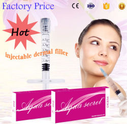 Sodium Hyaluronate Hyaluronic Acid Permanent Filler