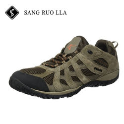 2018 Wholesale New Design Good Quality Men Outdoor Running Hiking Shoes