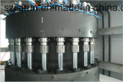 Jr Rotational Screw Water Cap Compression Molding Processing Machine