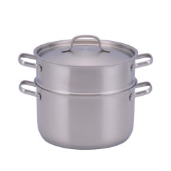 Best American 18/8 Stainless Steel Cookware 9 PCS Set Pot and Pan with Induction Capsult