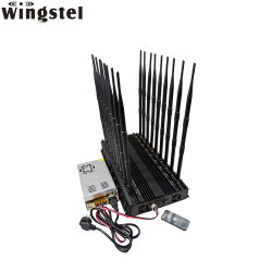 RF Radio Network Jammer Block Mobile Phone Signal