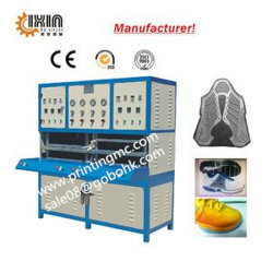 Factory Price Sport Shoe Upper Kpu Cover Making Machine