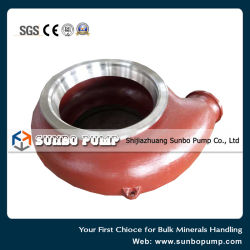 Hot Sale High Chrome Alloy Wear Resistance OEM Centrifugal Slurry Pump Spare Parts, Impeller
