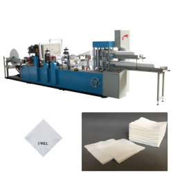 New Condition and Paper Napkin Machine Product Type Paper Napkin Machine