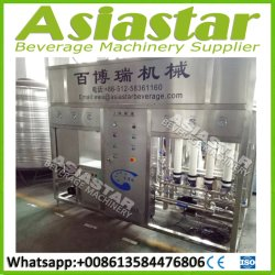Stainless Steel SUS304 Mineral Water Filter Machine Price