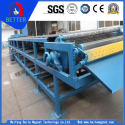 Ce Vacuum Belt/Mine/Slurry Filter for Thickening/Dewatering The Materials