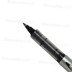 Hot-Selling Plastic Roller Pen Stationery for Business Style PVR155
