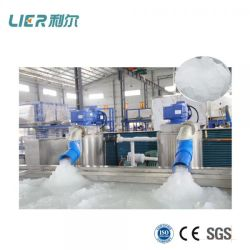 Fast Cooling Slurry Ice Machine for Fishery on Vessel or Boat
