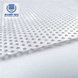 Superior Quality Ss Perforated Mesh