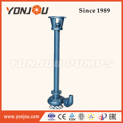 Slurry Single Stage Single Suction Vertical Centrifugal Pump (NL)