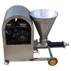 Gasoline Type Automatic Spraying and Smearing Machine