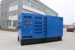 25kVA-250kVA Silent Diesel Generator Set Powered by Cummins Engine with ISO and Ce