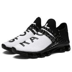 Greatshoe Best OEM&ODM Custom Logo Brand Men Sneakers Shoes Running Air Cushion Sport Shoes Mesh Upper Casual Walking Men Shoes