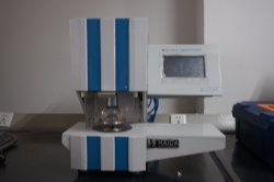 Electronic Fabric Bursting Strength Tester/Bursting Test Machine (HD-504A-1)