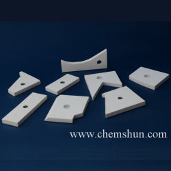 Alumina Lining Plate as Ceramic Protective Lings