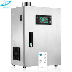 Ozone Air Cleaner for Commercial Kitchen Smoke Oil Odor Removal