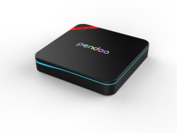 Dragonbest Pendoo X8 PRO+ S905X 1g 8g Android TV Box Malaysia with Great Price Full HD Kodi Set Top Box