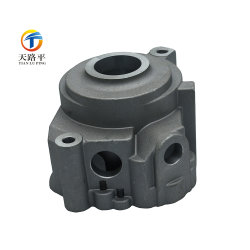 Qingdao Foundry Custom Die Casting Aluminum/ Alloy / Zinc / Steel Parts for Auto Industry