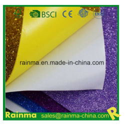 PP Self Adhesive Glitter Film Paper Wholesale