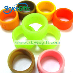 Hot Sales Ecofriendly 100% Silicone Ring for Sports