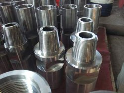 AISI 4137(AISI 4137H) Forged Forging Steel Drilling Tool Joint / Drill Pipe Tool Joints/crossover subs
