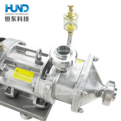 Stainless Steel Screw Spiral Progressive Cavity Pump for Slurry Cosmetic