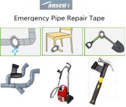 Black Pipe Wrap Repair Tape Fiberglass Repair Tape Kit