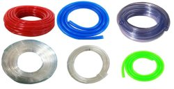 Non Toxic PVC Transparent Water Hose for Food and Drinks