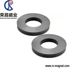 Y30-Y35 Large Ring Permanent Ferrite Magnet for Speaker