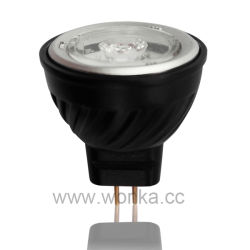 2.5W COB LED Spotlight Gu4.0 with ETL, FCC & Ce