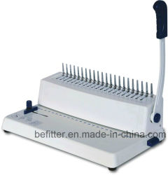 A4 size cheaper price Comb binding machine S-308