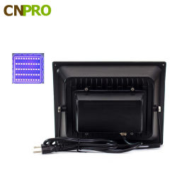 2017 New Products 385nm 395nm 405nm UV a LED UV Flood Light for Paintball Field