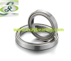 63800 Open-Zz-2RS 10X19X7mm 6800W7 Embroidery Ball Bearing-High Performance