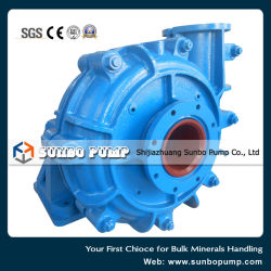 China High Efficiency High Head Centrifugal Slurry Pump