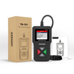 Ediag Ya101 OBD2 Code Reader Obdii/Eobd Ya-101 Update Online Enhanced OBD II Scanner Pk Cr3001 Cr319 Elm327 V1.5