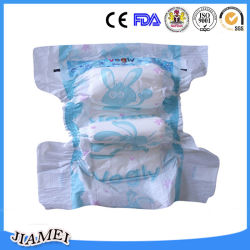 Cotton Soft Carefully Breathable Baby Diapers with Big Elastic Waistband