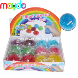 Fidget Squeeze Crystal Beads Insects Stress Ball Anti Stress Relief Toys