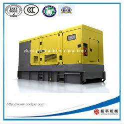 80kw/100kVA Portable Silent Diesel Generator
