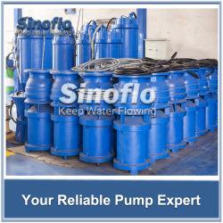 Heavy Duty Centrifugal Slurry Pump High Pressure Axial Flow Submersible Pump