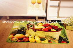Printed Nylon Latex Mat Entrance Mat