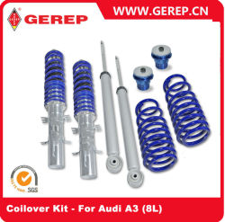 Height and Hardness Adjustable Coilover Suit for Audi A3 (8L)